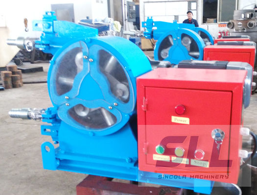 China Food Liquid Peristaltic Hose Pump , Peristaltic Concrete Pump 18000~28000 L/H supplier